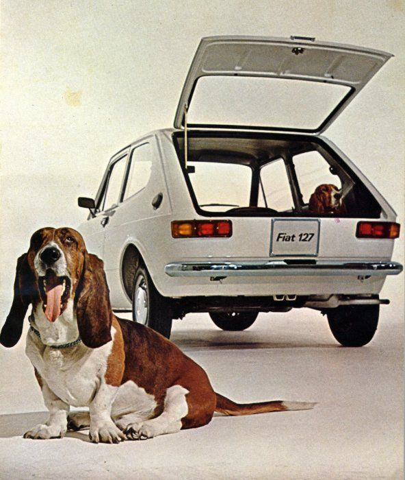 Fiat 127 | Pio Manzù  1971 - 1987