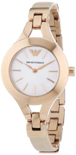 Emporio Armani Damen-Armbanduhr XS Analog Quarz Leder AR7354 - http://uhr.haus/emporio-armani/emporio-armani-damen-armbanduhr-xs-analog-quarz-10
