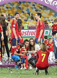 Campeones de Corazón. Así festejaron los futbolistas con sus familias el título