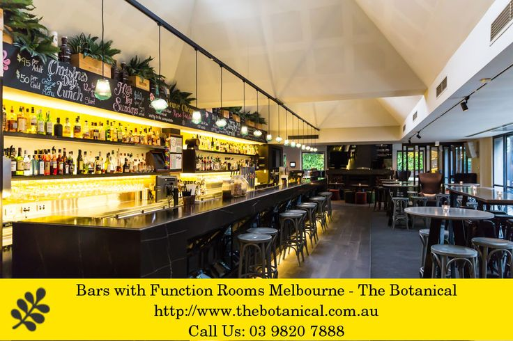 Book our Stylish Bars with Function Rooms in Melbourne for your next big product launch, a staff Christmas party or a significant birthday. For more information visit us.