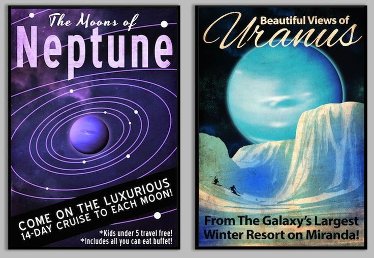 neptune planet travel - photo #8