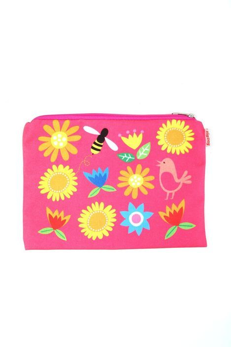 pencil case PLAYGROUND FLORAL