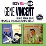 Blue Jean Bop/Gene Vincent Rocks And The Blue Caps Roll [CD]
