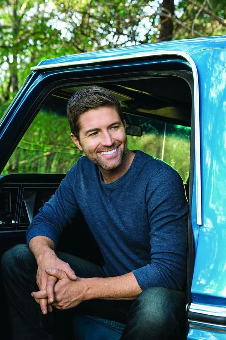 I could stare at this photo all day of Josh Turner