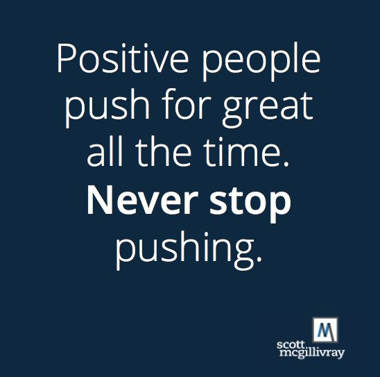 how to become positive and motivated
