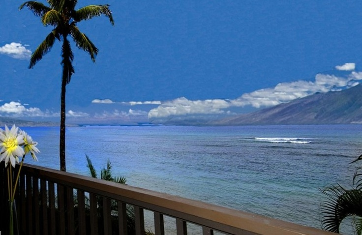 Loved our condo in Maui!