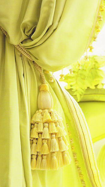 Tiebacks and Tassels | Houles of France