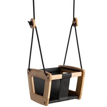 Lillagunga Toddler swing, oak