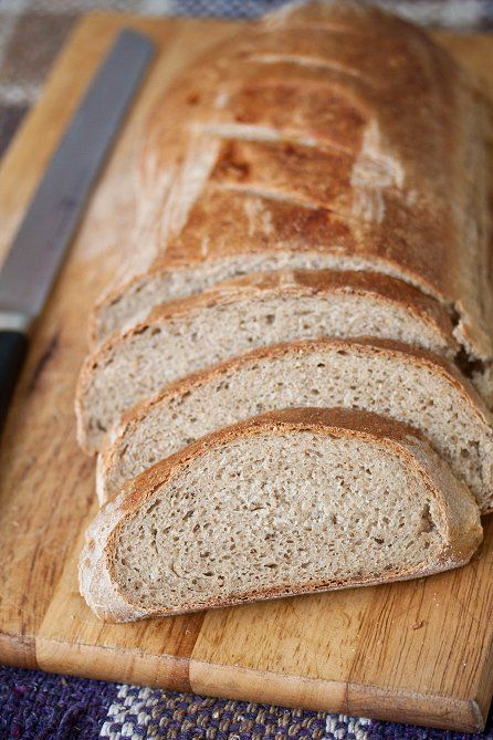 Rye bread | Tide and Thyme - followed this recipe and the bread turned out really well. Great for ham and Swiss sandwiches...!