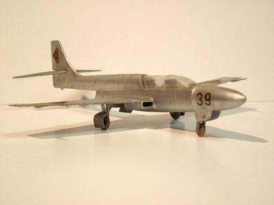 PZL TS-11 Iskra by ZP Ruch. Details: http://pufiland.weebly.com/planes.html