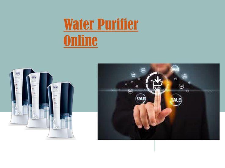 #Pureit presents wide range of #WaterPurifierOnline at affordable price.