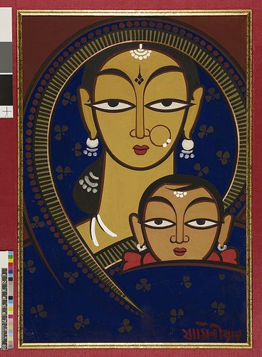 by Jaimini Roy