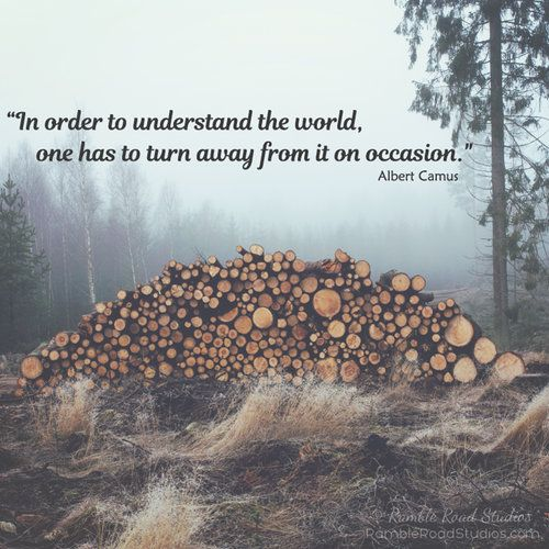 Understand the World - a © Ramble Road Studios Design | Visit RRS for a Free Large Size Download of this and more Freebies!