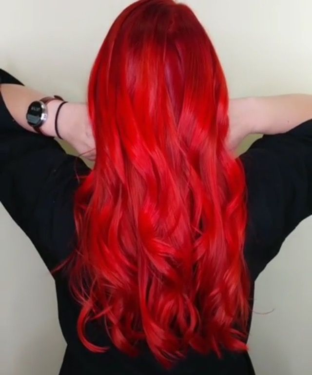 Best 25 bright red hair dye ideas on pinterest bright red hair bright red hair more pmusecretfo Choice Image
