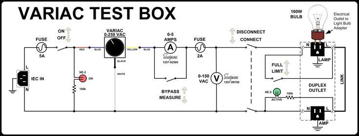 Fine Variac Wiring Diagram Contemporary Electrical System
