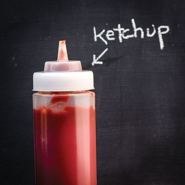 A Paleo-approved Ketchup - even if you aren't Paleo but you're looking for a homemade ketchup recipe because the store bought always contains sugar/corn syrup/additives. Try this!