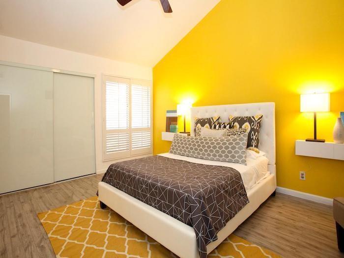 Gelbe Wande 60 Inspirationen Fur Ihr Dekor Home Living Home