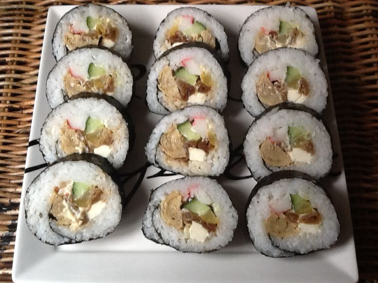 Futomaki de luxe 'ready to eat '