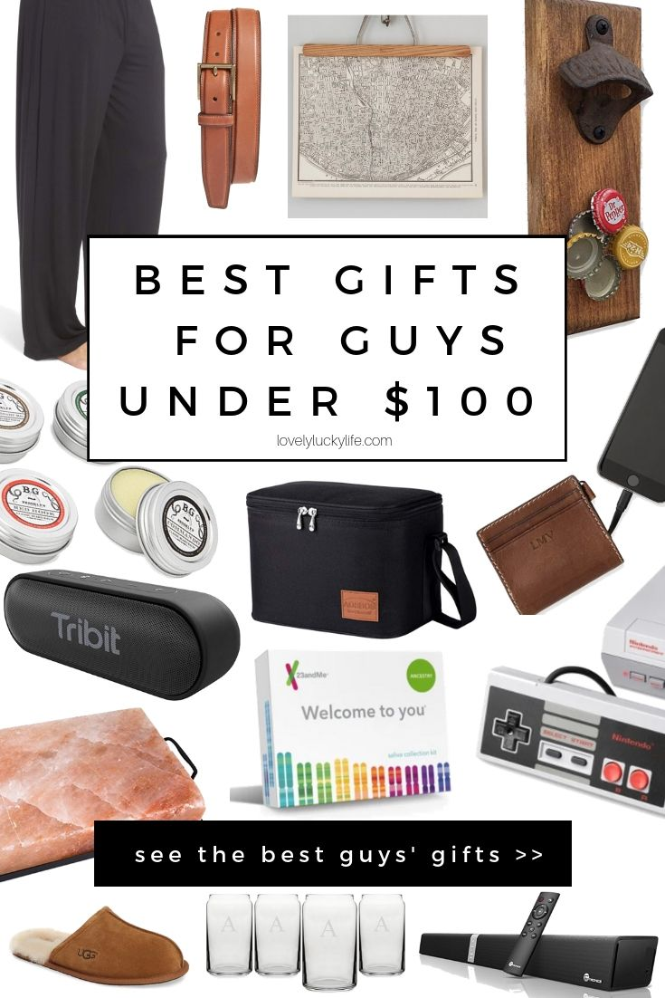 42 Great Christmas Gift Ideas For Him Mens Gifts Best Gifts For Men Gifts