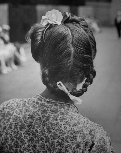 hair style flower 103 best vintage fashion 1940 s images on 4711