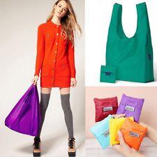 Shopping Travel Shoulder Bag Pouch Tote Handbag Folding Reusable Bags Innovative