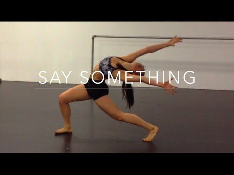 """""""Say Something"""" (A Great Big World) 