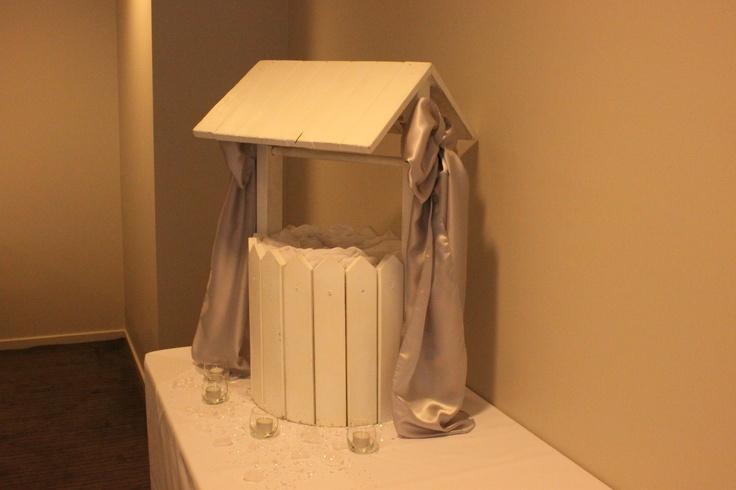 #wishingwell #gifttable #weddingreception