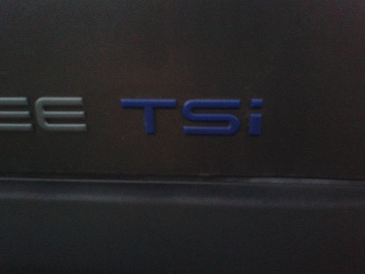 TSi = Too Sexy indeed!