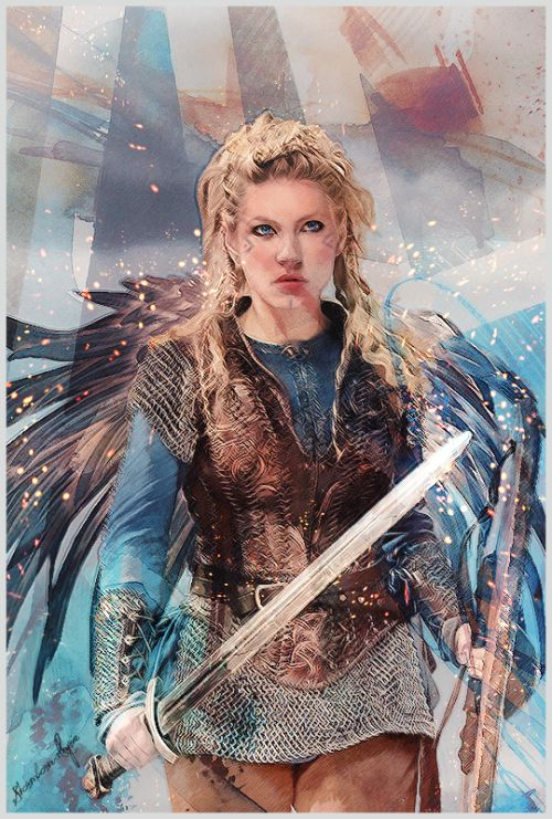 Lagertha realizes that Freyja's fertility is meant for another, and that it is the goddess warrior aspect that speaks to her fellow Valkyrie. Although the sources consulted are not clear on this, the chief of the Valkyries seems to have been the goddess Freyja. She is the Norse goddess of love, fertility, and beauty, sometimes identified as the goddess of battle and death. Blond, blue-eyed, and beautiful, Freyja travels on a golden-bristled boar or in a chariot drawn by cats. She resides in…