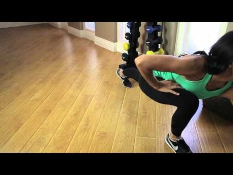 Butt Lifts & Toning Exercises : The Body Melt