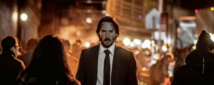 John Wick: Pacto de sangre: Keanu Reeves y Ruby Rose protagonizan las nuevas imágenes de la secuela  Noticias de interés sobre cine y series. Noticias estrenos adelantos de peliculas y series