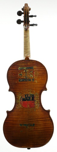 Violin, The King Henry IV, by the Brothers Amati, Cremona, ca. 1595