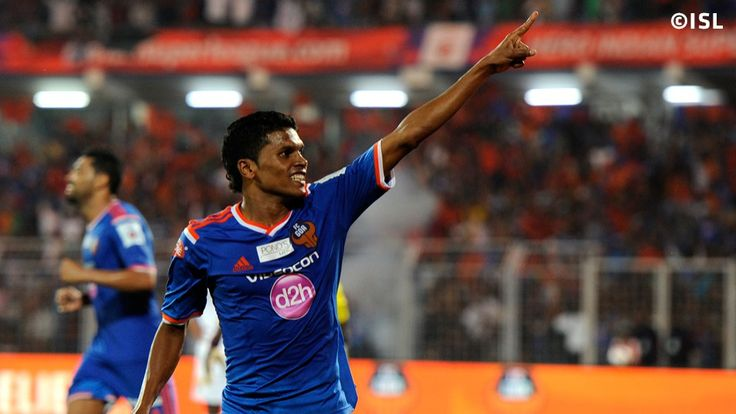 FC Goa defeated NorthEast United to reach in the second position of Indian Super League.