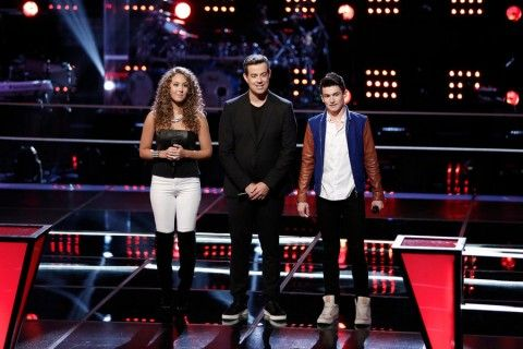 The Voice USA 2014 Spoilers: Alessandra Castronovo vs Joe Kirk (VIDEO) | Reality Rewind