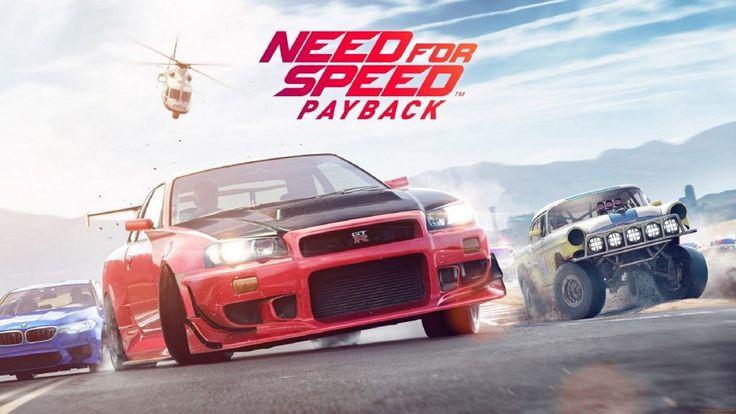 تحميل لعبة need for speed payback للكمبيوتر 2017
