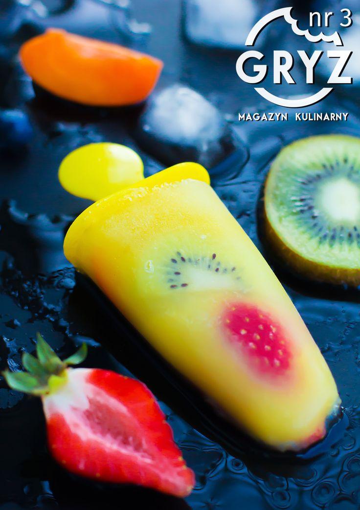 Magazyn GRYZ nr 3 - kulinarne wakacje #gryz #MagazynGRYZ