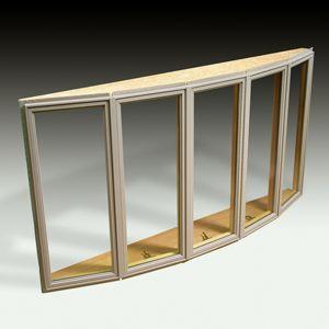 Casement Bow Window