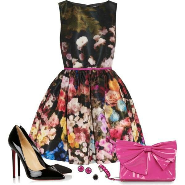 Wedding guest outfit for a summer/spring wedding