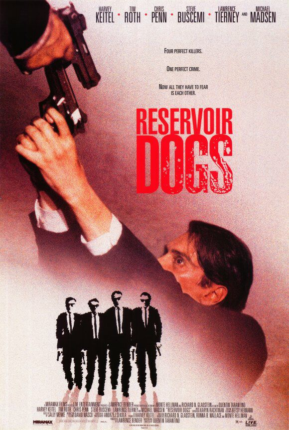 Reservoir Dogs (1992) - Quentin Tarantino
