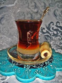 Maryam's Culinary Wonders: 305. Iraqi Tea: Chai Istikan