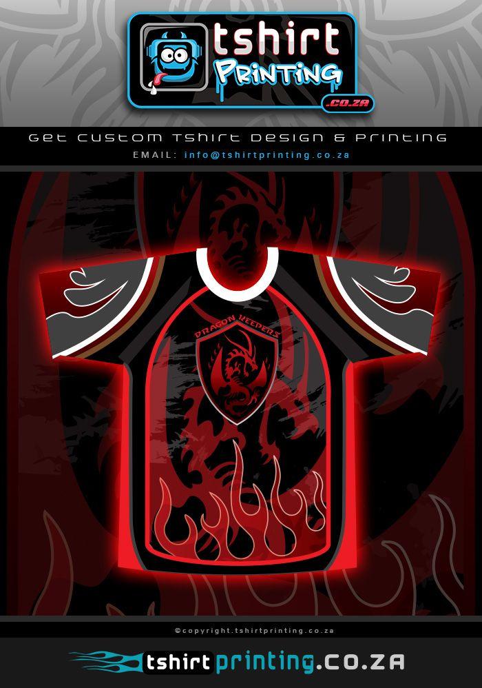 dragon keepers gaming shirts