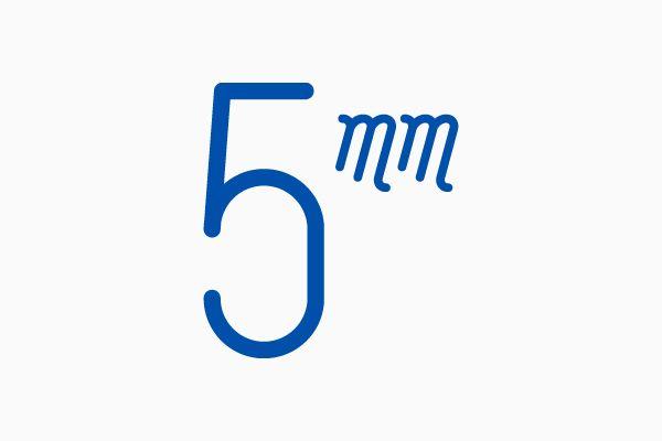 コトホギデザイン | 東京都杉並区・デザイン事務所 | 実績紹介 | LOGO(CI / VI) | 5mm