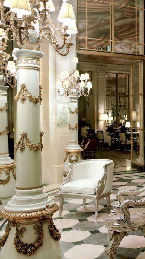Le Meurice Hotel, Paris ♥