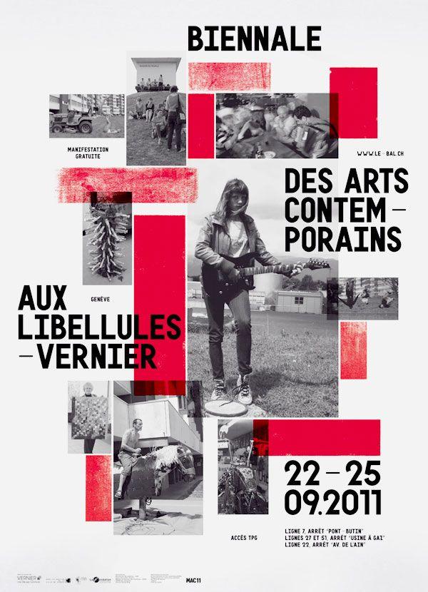 "BAL Visual identity for a transdisciplinary biennal.BAL ""Biennal of... - Vanja Golubovic"