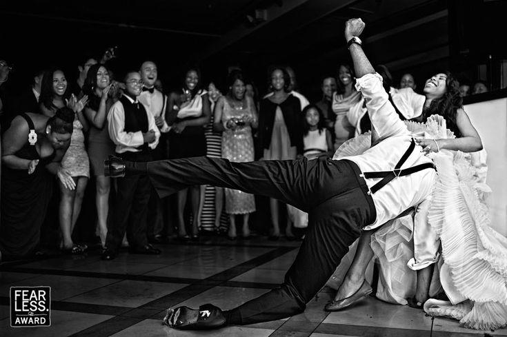 Collection 21 Fearless Award by JOSHUA DWAIN - Brooklyn, NY Wedding Photographers