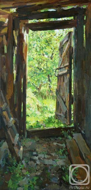 Еськов Павел. Дверь в старый сад