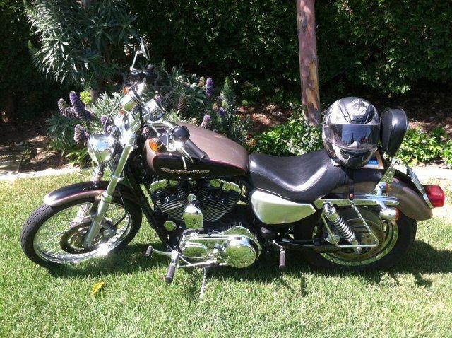 2005 Harley-Davidson HARLEY DAVIDSON Sportbike , Custom, 2,147 miles for sale in Huntington Beach, CA