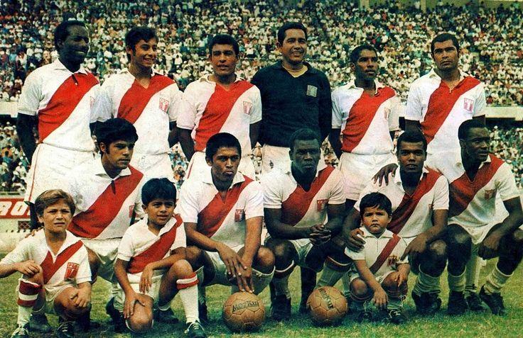 Peru 1970 National Football Team