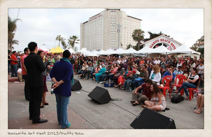 Rosarito Arte Fest 2013