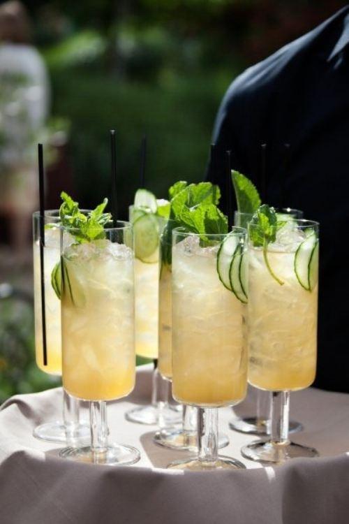 #Yummy drinks keep the dance floor busy! #wedding #drinks #wedding
